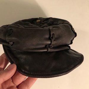 Willi G leather hat